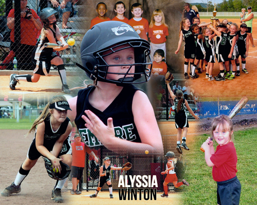 softball montage chattanooga photo restoration
