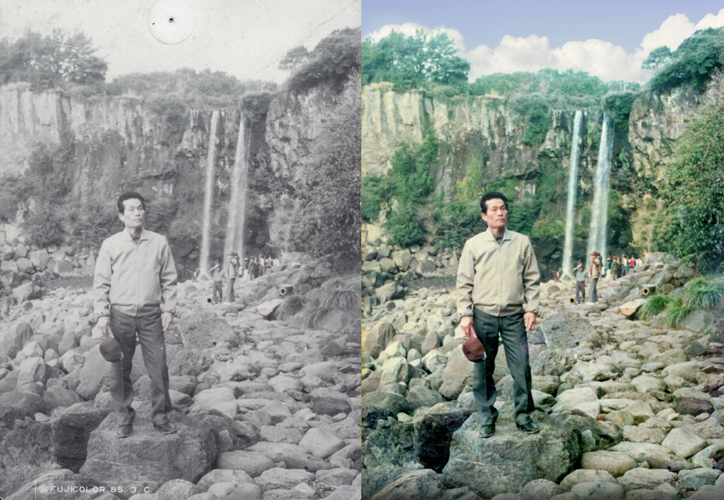 colorization chattanooga photo restoration