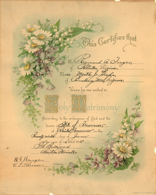 document print marriage certificate photocopy chattanooga photo restoration